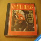 COUNTRY DREAMS - VARIOUS ARTISTS Cash, Cline, Rogers, Gayle... 1997 CD