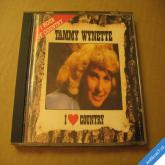 Wynette Tammy I LOVE COUNTRY 1988 CD