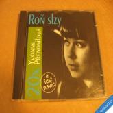 +++ Přenosilová Yvonne ROŇ SLZY 1998 CD Sony M +++