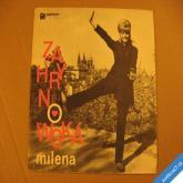 Zahrynowská M. MĚ LÁSKA OŠÁLÍ, BONJOUR BONJOUR  1969 SP 040228