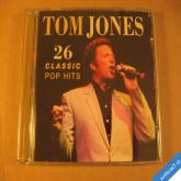 Jones Tom 26 CLASSIC HITS 1998 BE CD
