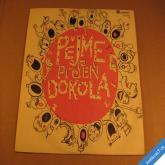 PĚJME PÍSEŇ DOKOLA Procházka Z. 1968 LP