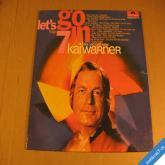 Warner Kai LET´S GO IN 7 1971 Polydor India stereo LP