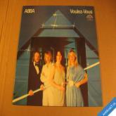 ABBA Voulez Vous 1979 LP Supraphon