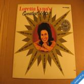 Lynn Loretta GREATEST HITS MCA USA 198? LP