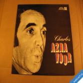 Aznavour Charles 1974 LP Supraphon stereo vč. přílohy