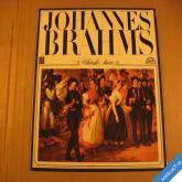 Brahms Johannes UHERSKÉ TANCE 1972 LP stereo