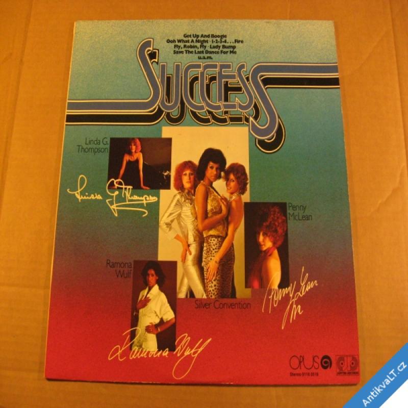foto SUCCES LP 1977 Opus stereo