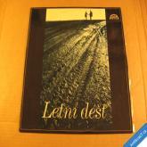 LETNÍ DÉŠŤ various artist 1973 LP