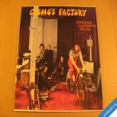 +++ Creedence Clearwater Revival COSMO´S FACTORY LP 196? India +++ rar