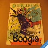 Williams Hank BORN TO BOOGIE 1987 WB LP top