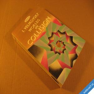 foto +++ Velikovsky Immanuel WORLDS IN COLLISION 1976 UK +++ anglicky