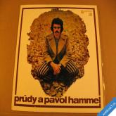+++ PRÚDY A PAVOL HAMMEL Som šťastný keď ste šťastní 1972 LP stereo ++