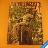 Čajkovskij Symfonie 4 1975 LP stereo