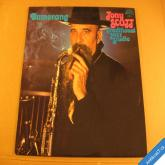 Scott Tony BUMERANG Tradit. Jazz Studio 1978 LP