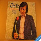 +++ Gott Karel MY CZECH FAVOURITES 1972 Artia LP stereo  TOP +++