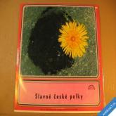 SLAVNÉ ČESKÉ POLKY D. H. Supraphonu řídí J. Bauer 1974 LP stereo