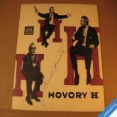 Horníček Miroslav HOVORY H 1970 Supraphon mono