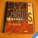 Best Of INDIES Topol, Hladík, Bittová, Burian, Psí vojáci... 1997 CD
