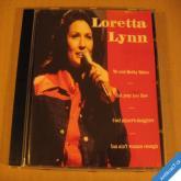 Lynn Loretta LIVE 1996 Holland CD