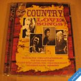 COUNTRY LOVE SONGS Double Gold 2CD 2002 Galaxy Music 2CD