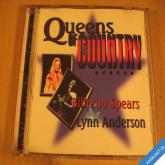 Queens Of Country B. Jo Spears, Lynn Anderson 1997 UK CD