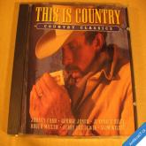 This Is Country - Country Classics 1997 UK CD
