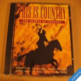 This Is Country - The Giants Of Country  1997 UK CD
