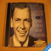 Sinatra Frank DUETS with Crosby, King Cole, Armstrong... 1998 Delta CD