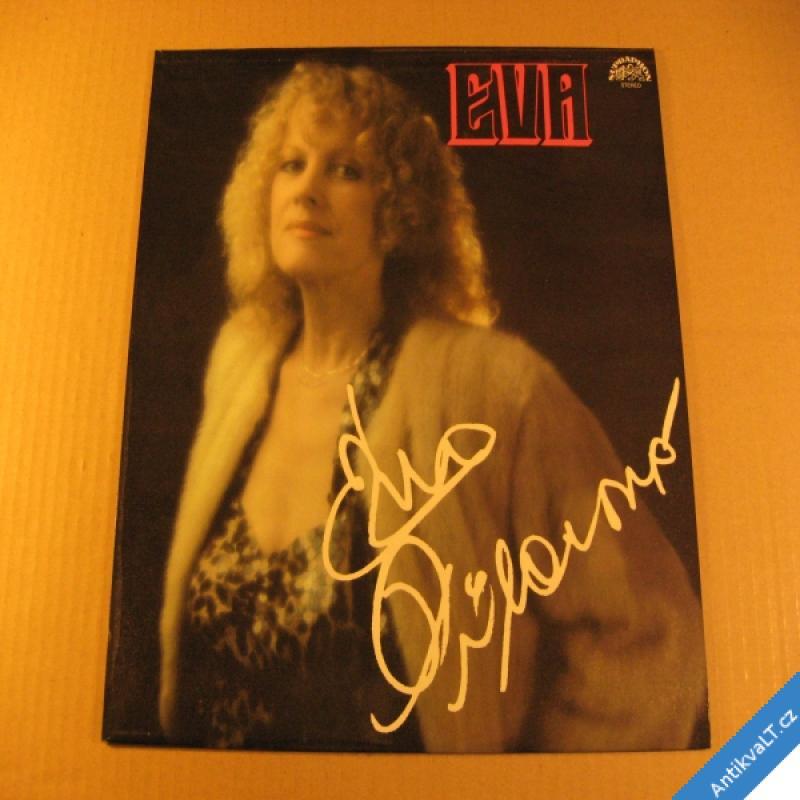 foto Pilarová Eva EVA 1988 LP stereo