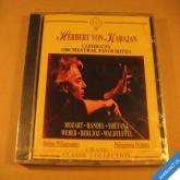 Karajan Herbert MOZART, HANDEL, SMETANA, BERLIOZ... 1996 Holland CD
