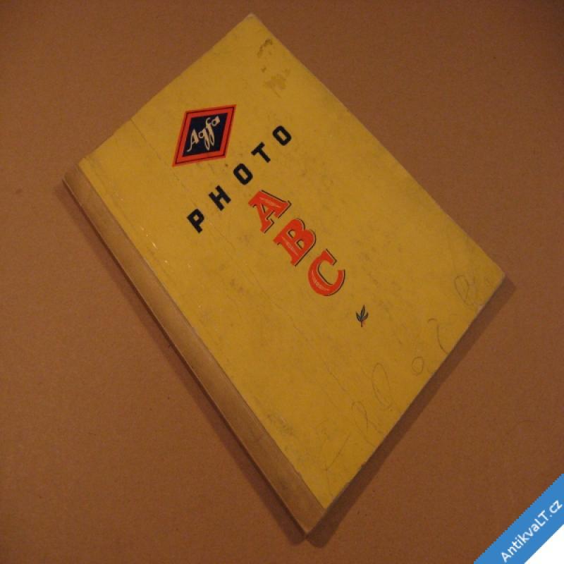 foto PHOTO ABC - AGFA cca 1950
