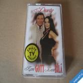 Gott Karel a Bílá Lucie DUETY 1997 GOJA EMI MC