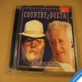 NEJKRÁSNĚJŠÍ DUETA COUNTRY 2 2004 Supraphon CD
