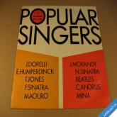 POPULAR SINGERS Dorelli, Humperdinck, Jones, Beatles... Balkanton 1206