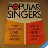 POPULAR SINGERS Dorelli, Humperdinck, Jones, Beatles... Balkanton 1206