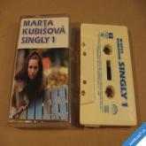 Kubišová Marta SINGLY I.  1996 Bonton Music MC