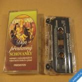 """SCHOVANKY """"DEN PŘESLAVNÝ"""" 1995 Presston MC"""