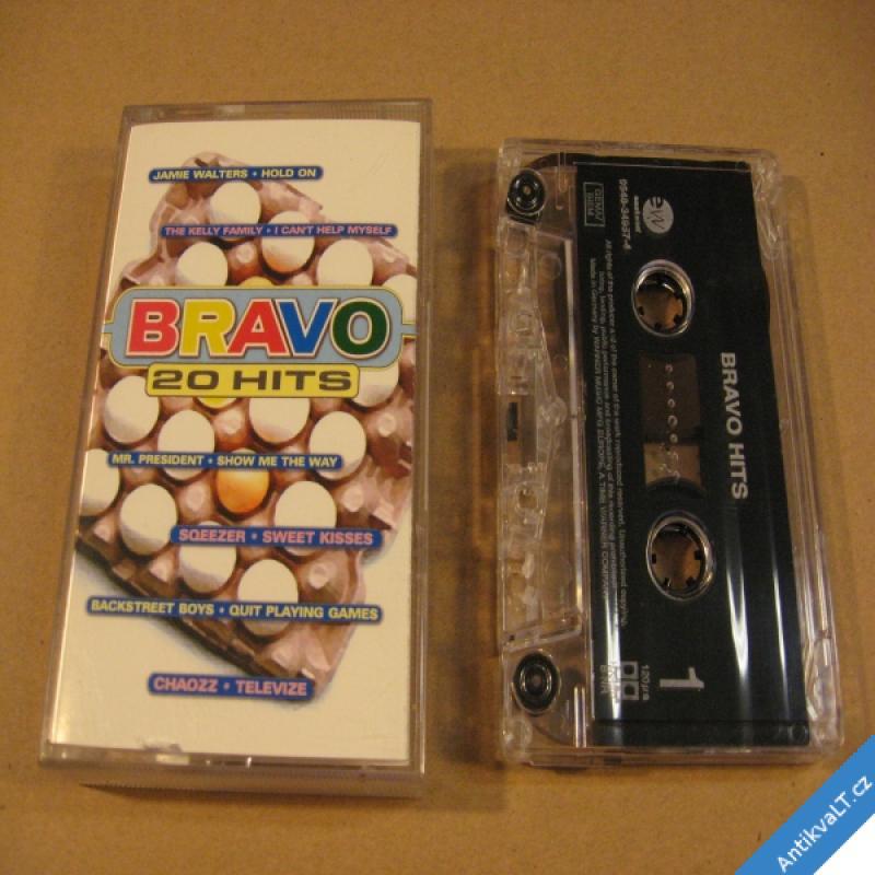 foto BRAVO HITS 1996 Warner Music CZ MC