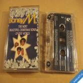 Boney M. THE MOST BAUTIFUL CHRISTMAS SONGS OF THE WORLD 1992 DE MC