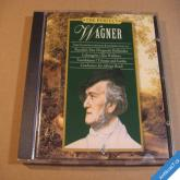 Wágner overtures & preludes The Perfect edition EMI 1995 CD