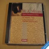 Mozart Opera Overtures & Arias Sulženko Jiří bass... 1998 S & V