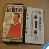 Reeves Jim 24 LOVE SONGS 1990 Portugal MC