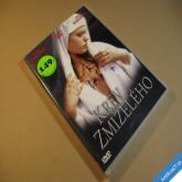 KREV ZMIZELÉHO Cibulková, Huba, Geislerová 2004 DVD