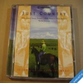 JUST COUNTRY Cline, Rogers, Parton, Jennings... 25 hits 199? Cedar CD