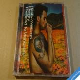 Williams Robbie ETERNITY THE ROAD TO MANDALAY 2001 Chrysalis CD