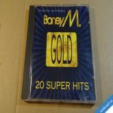 Boney M GOLD 20 SUPER HITS 1992 BMG Ariola CD