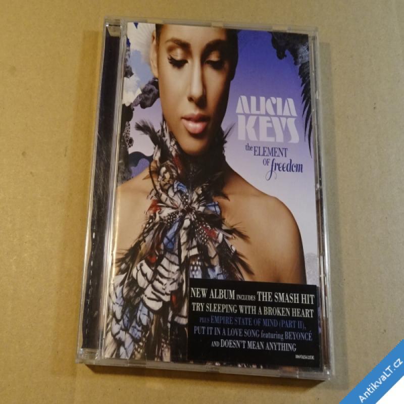 foto Keys Alicia THE ELEMENT OF FREEDOM 2009 Sony RCA CD