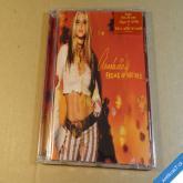 Anastacia FREAK OF NATURE 2001 Sony Music CD