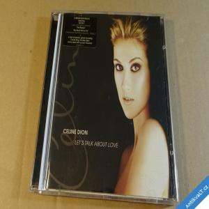 foto Dion Celine LET´S TALK ABOUT LOVE 1997 Columbia Sony CD